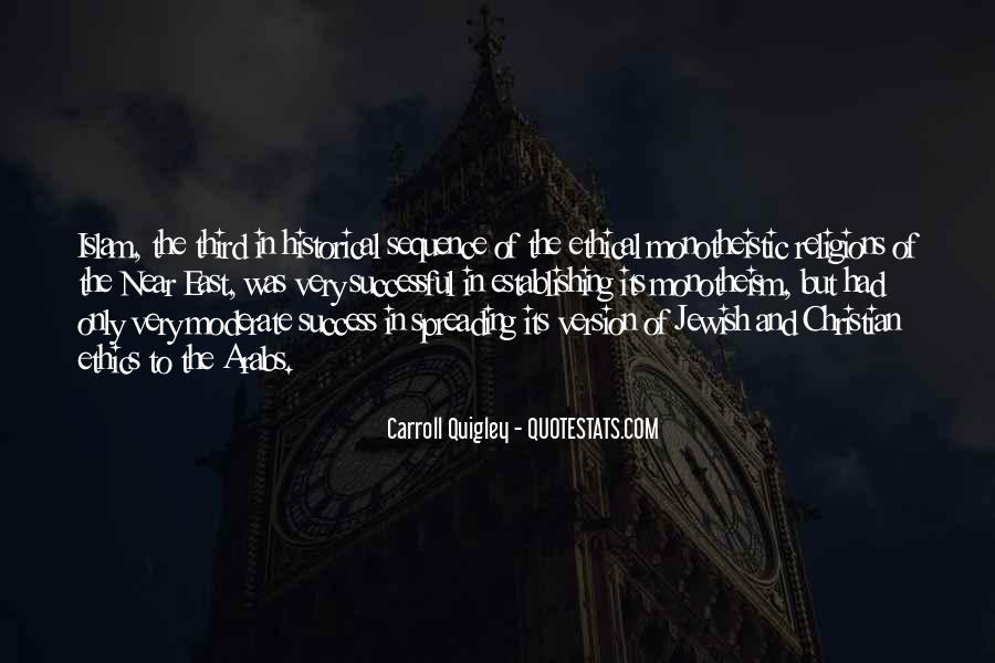 Quotes About Monotheism #1827439