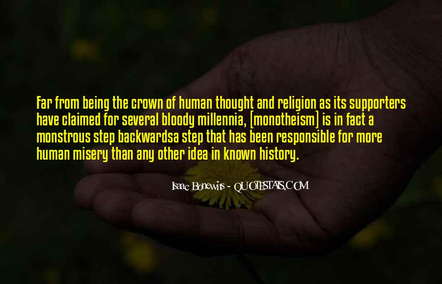 Quotes About Monotheism #444346