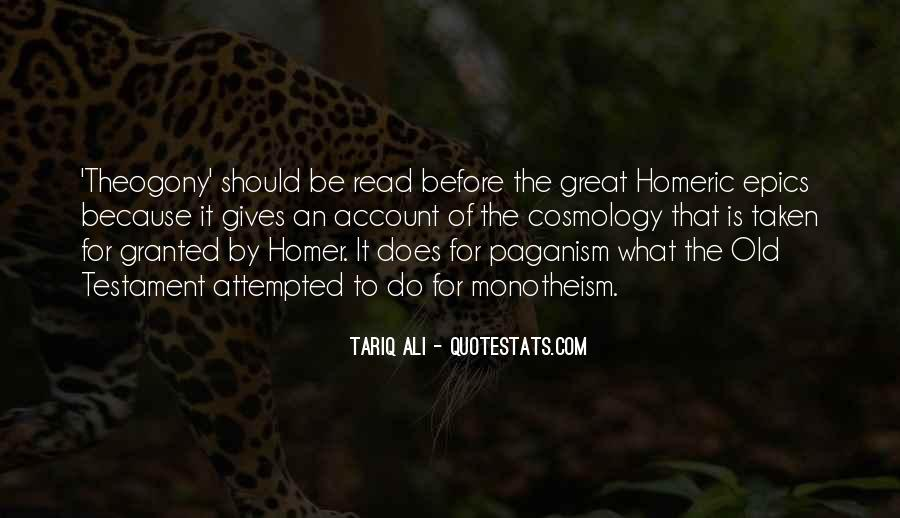Quotes About Monotheism #629811