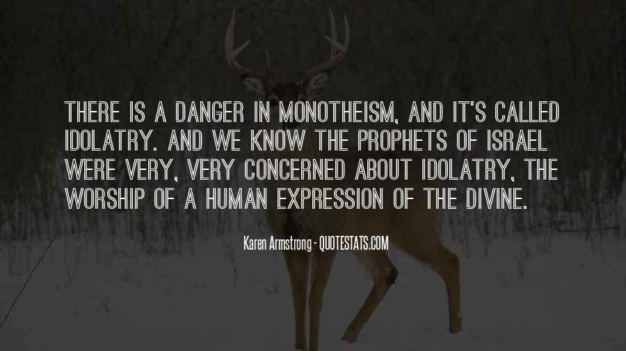 Quotes About Monotheism #693919