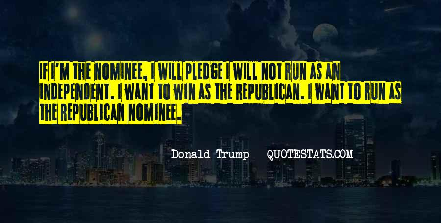 Quotes About Trump Not Winning #1111590