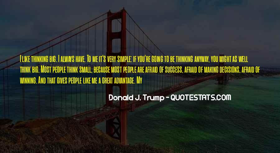 Quotes About Trump Not Winning #1608776