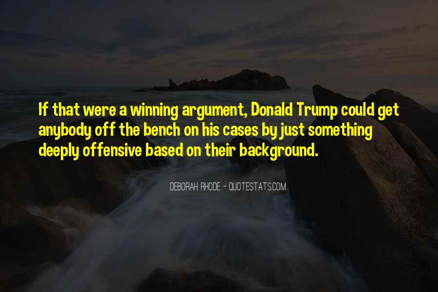 Quotes About Trump Not Winning #553376