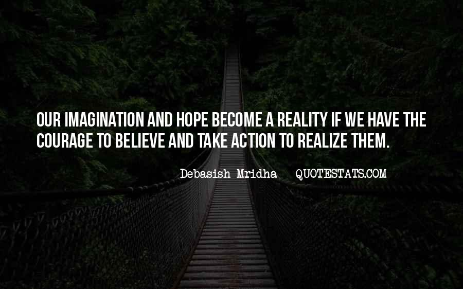 Quotes About Hope And Courage #131710