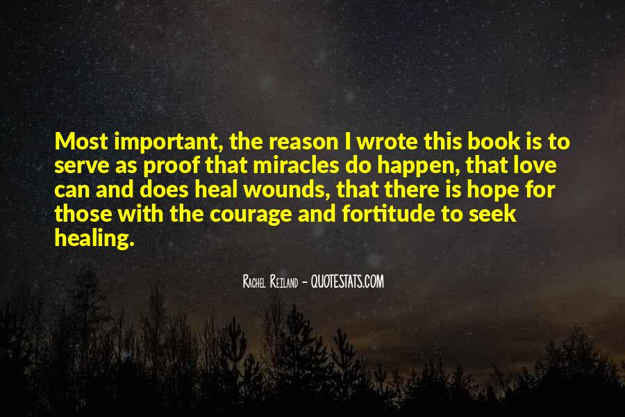 Quotes About Hope And Courage #448741