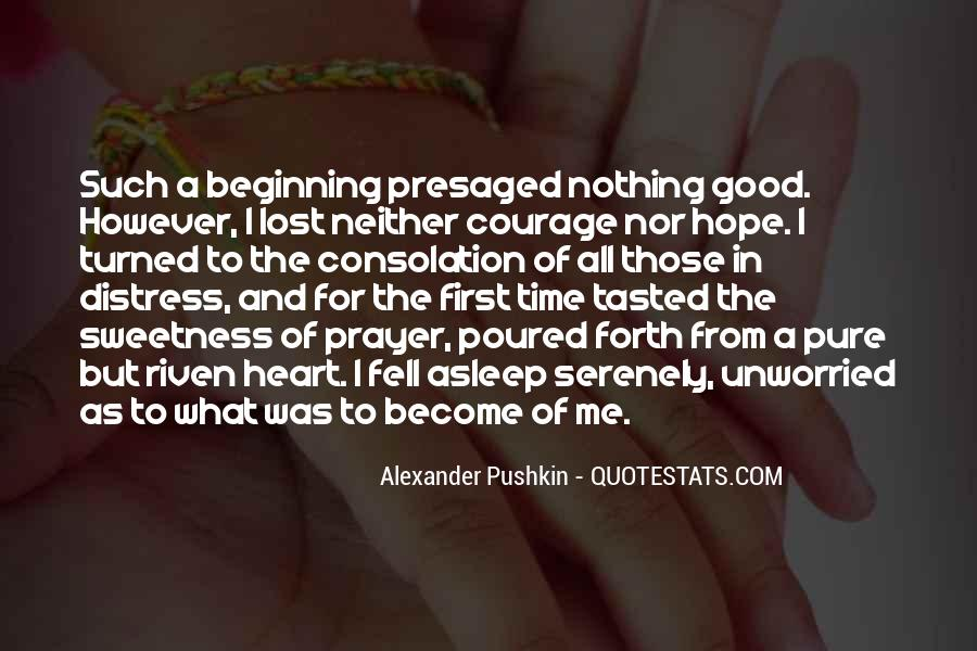 Quotes About Hope And Courage #482284