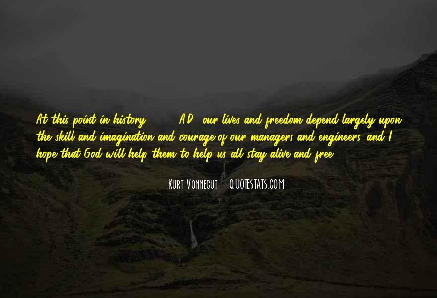 Quotes About Hope And Courage #585363