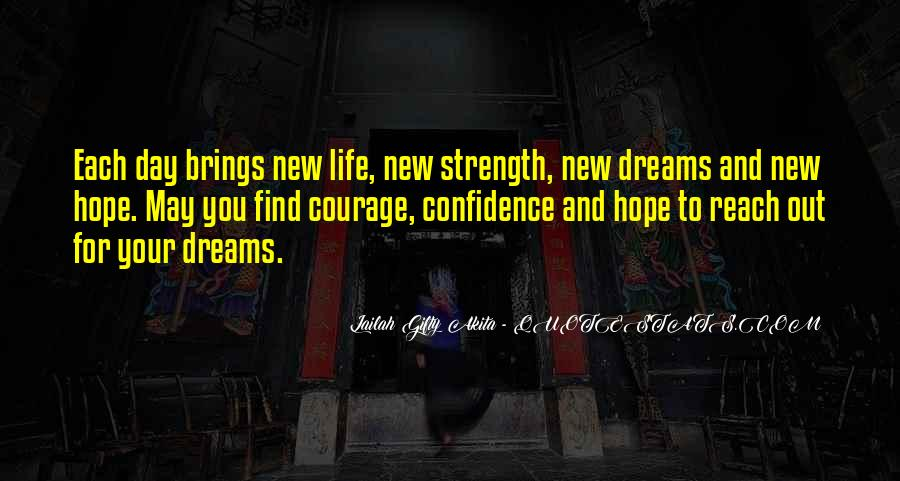 Quotes About Hope And Courage #666373