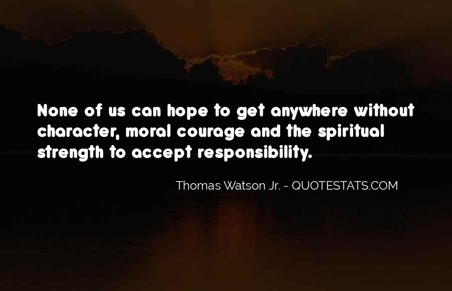 Quotes About Hope And Courage #696858