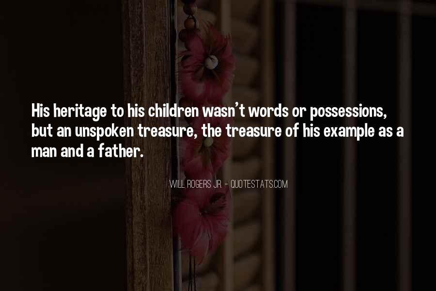 Quotes About Unspoken Words #1781907