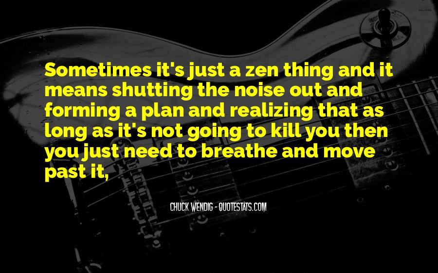 Quotes About Shutting Out #1598610
