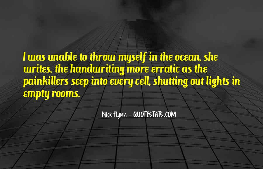 Quotes About Shutting Out #611222