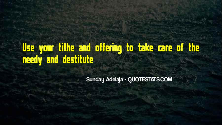 Quotes About Tithes #756719