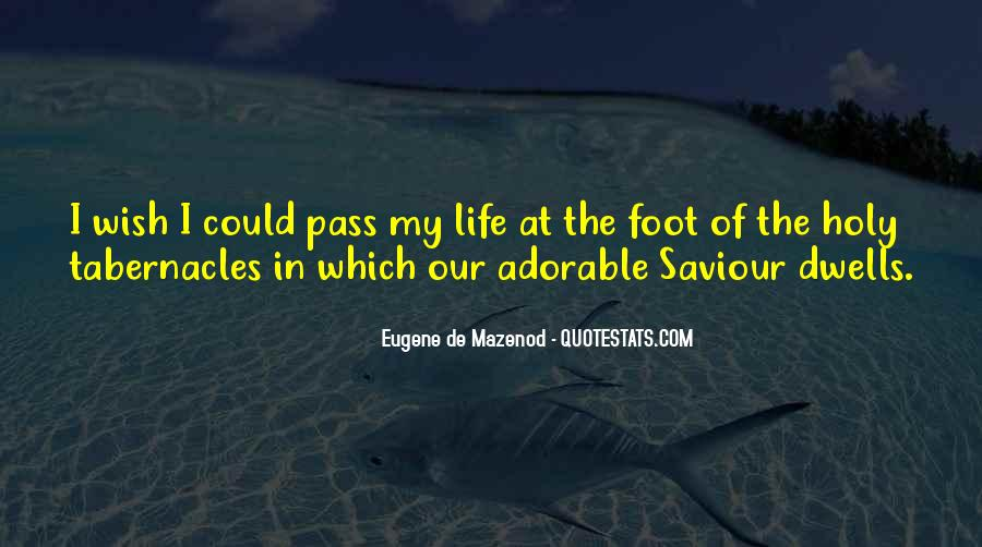 Quotes About Our Saviour #1036671