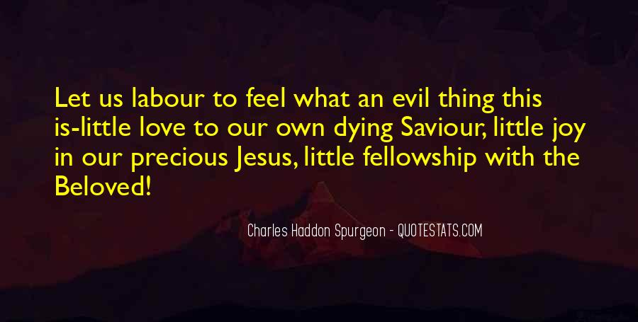 Quotes About Our Saviour #1144047