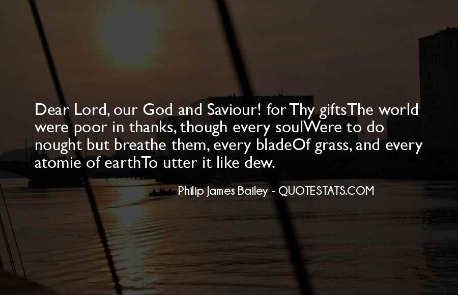 Quotes About Our Saviour #1579066