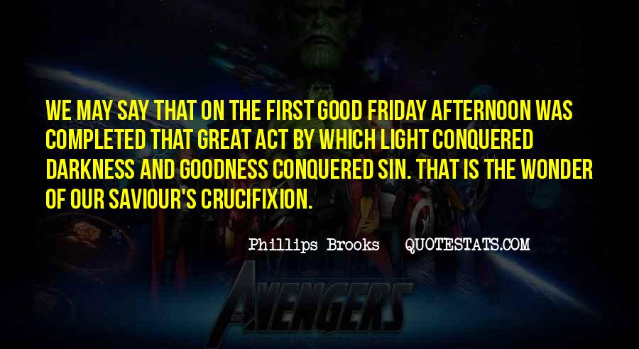 Quotes About Our Saviour #552247