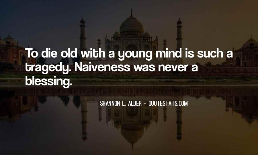 Quotes About Young Minds #168593