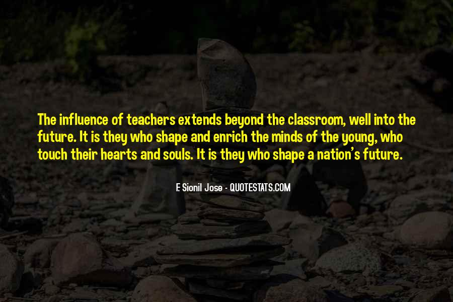 Quotes About Young Minds #314274