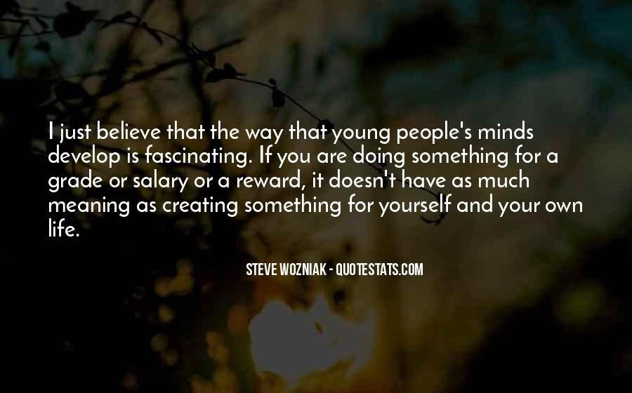 Quotes About Young Minds #486309