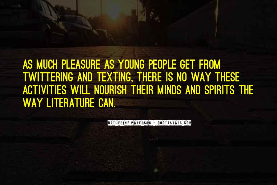 Quotes About Young Minds #599776