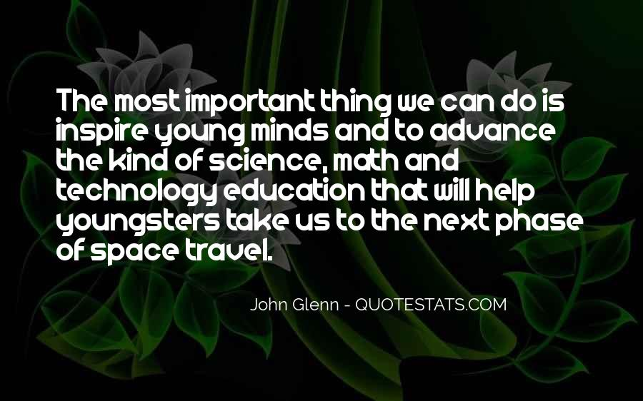 Quotes About Young Minds #728281