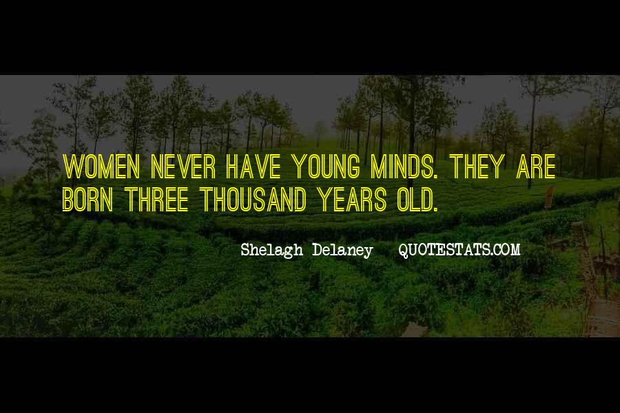 Quotes About Young Minds #753400