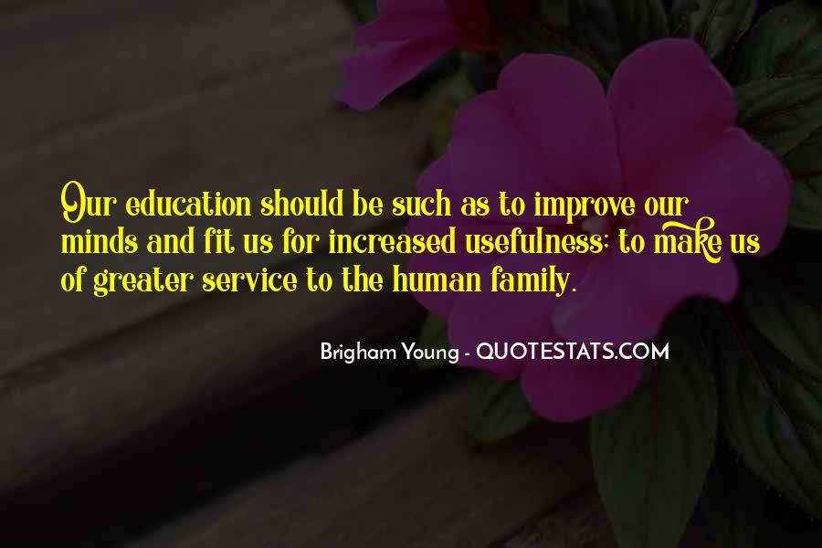 Quotes About Young Minds #81338