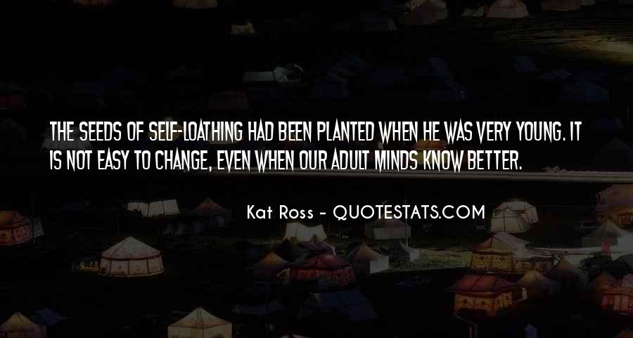 Quotes About Young Minds #868947