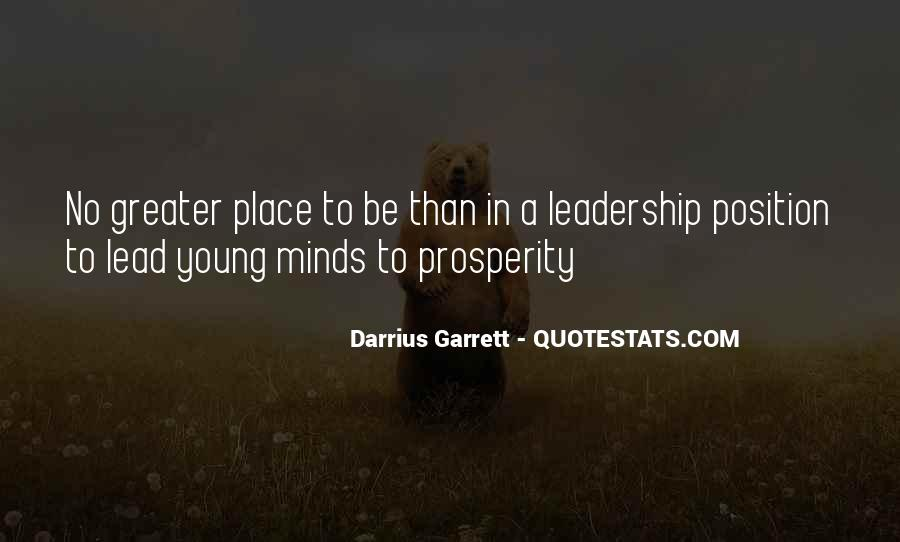 Quotes About Young Minds #907711