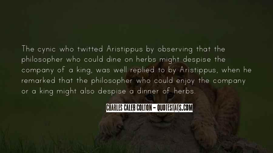 Quotes About Philosopher King #1036890