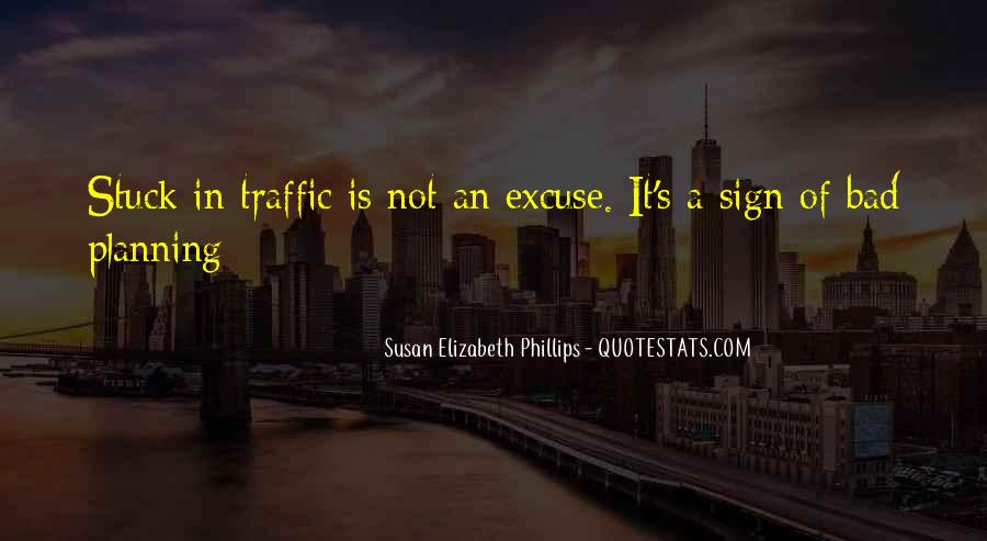 Quotes About Stuck In Traffic #1599791