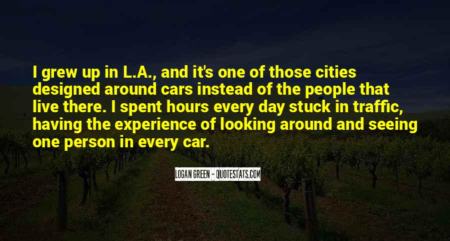 Quotes About Stuck In Traffic #461407