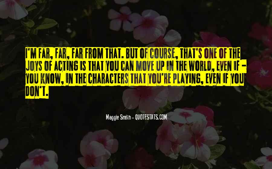 Quotes About Maggie #25521