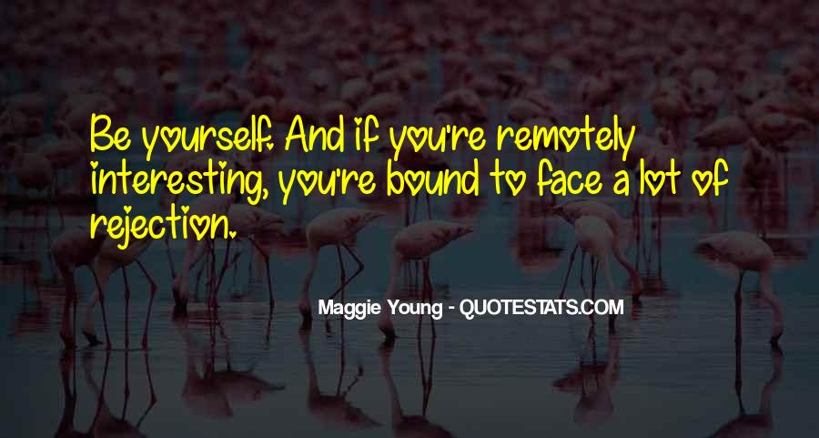 Quotes About Maggie #39167