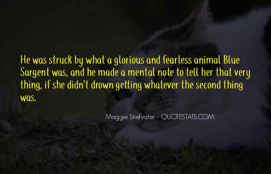 Quotes About Maggie #45897