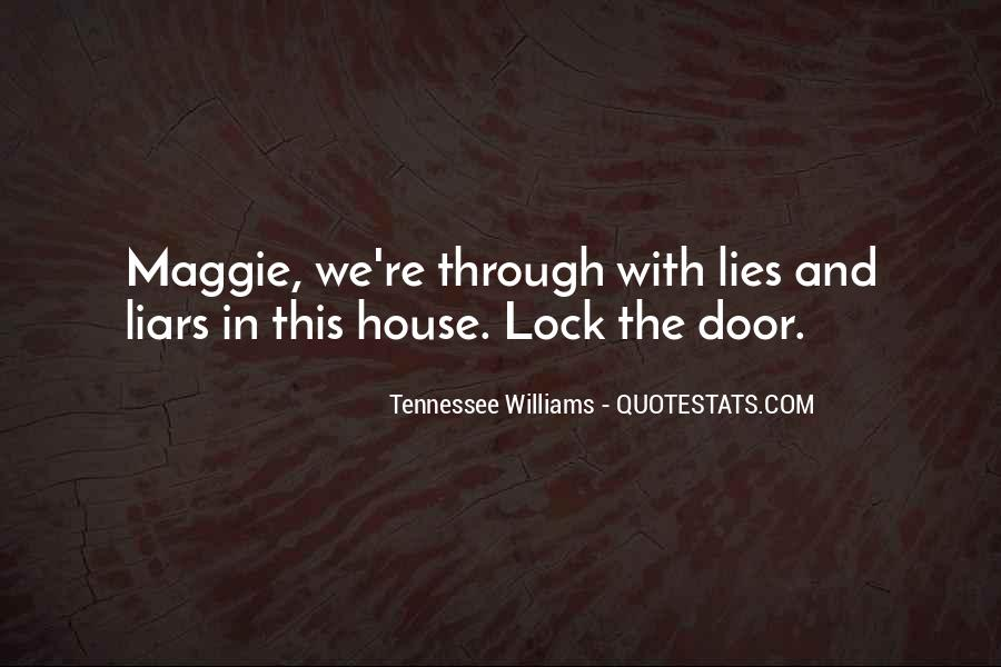 Quotes About Maggie #58798