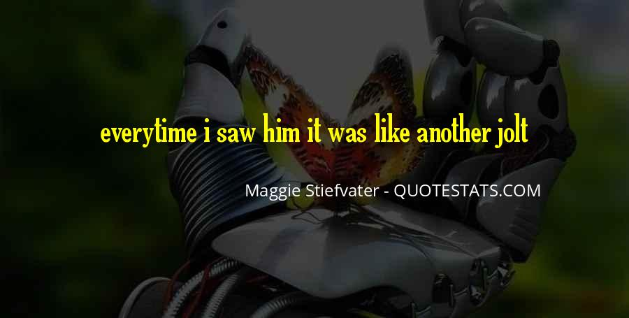 Quotes About Maggie #58877