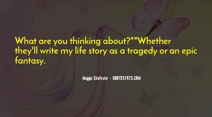 Quotes About Maggie #67443