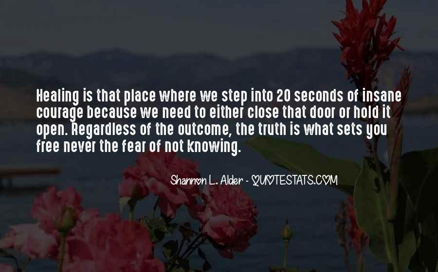 Quotes About The Future And Letting Go Of The Past #1089372