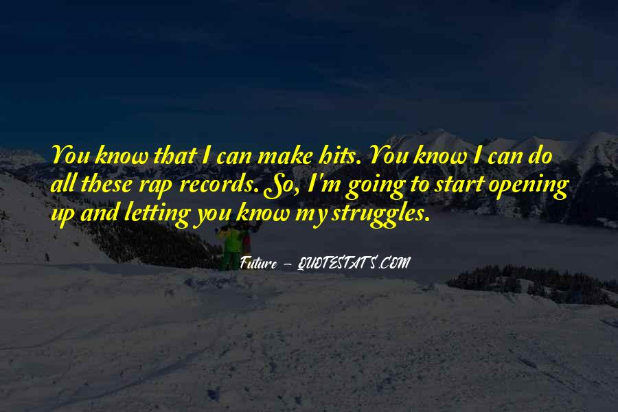 Quotes About The Future And Letting Go Of The Past #16229