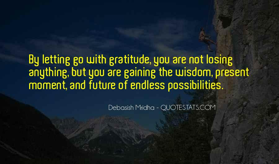 Quotes About The Future And Letting Go Of The Past #613047
