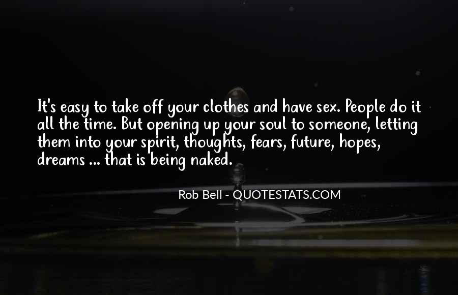 Quotes About The Future And Letting Go Of The Past #964638