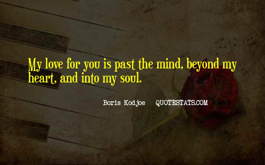 Quotes About Love In A Past Life #769812