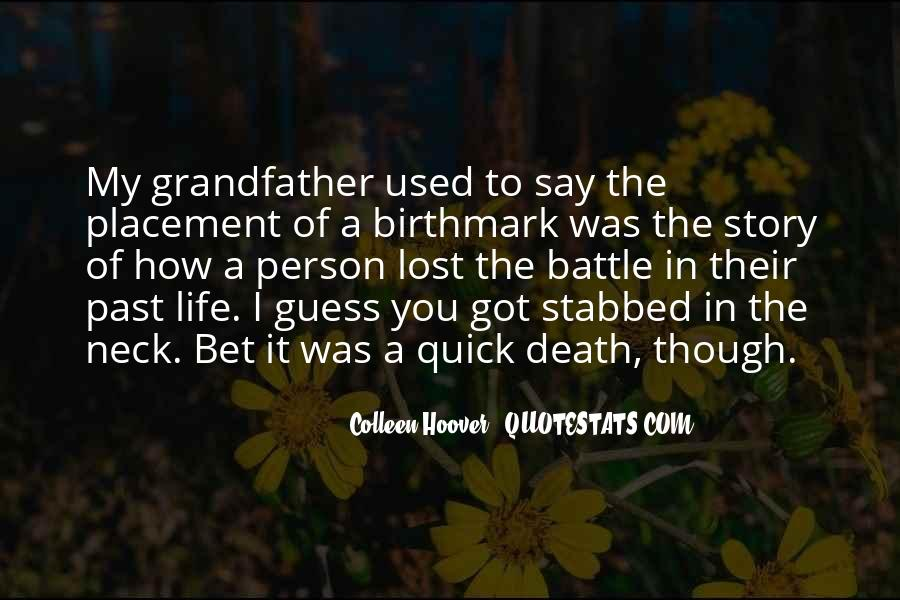Quotes About Love In A Past Life #860331