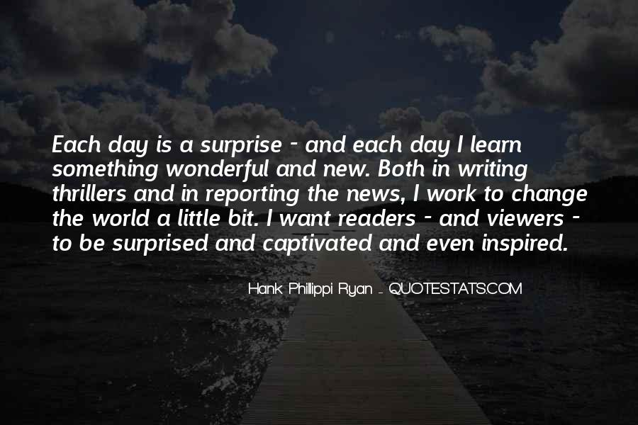 Quotes About News Reporting #1144770