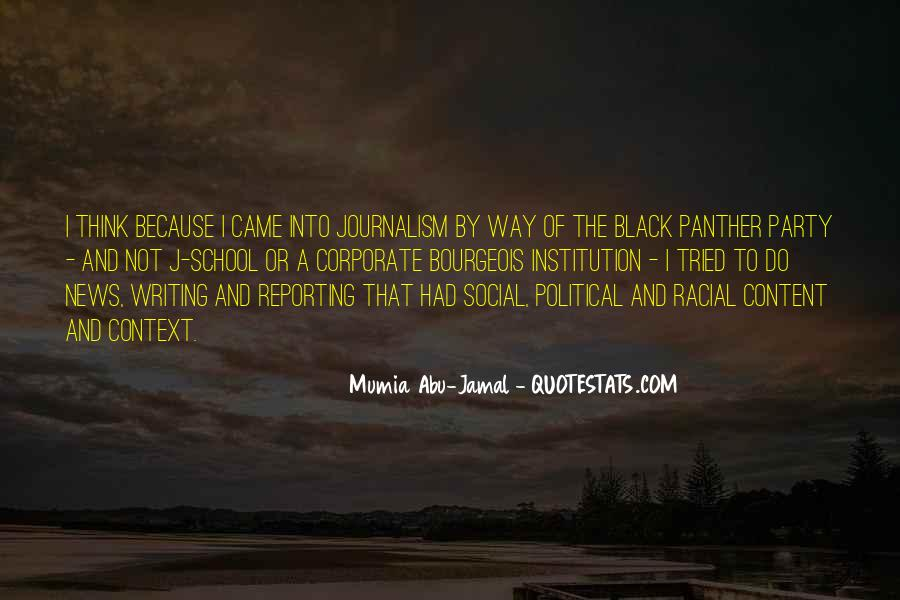 Quotes About News Reporting #1200651