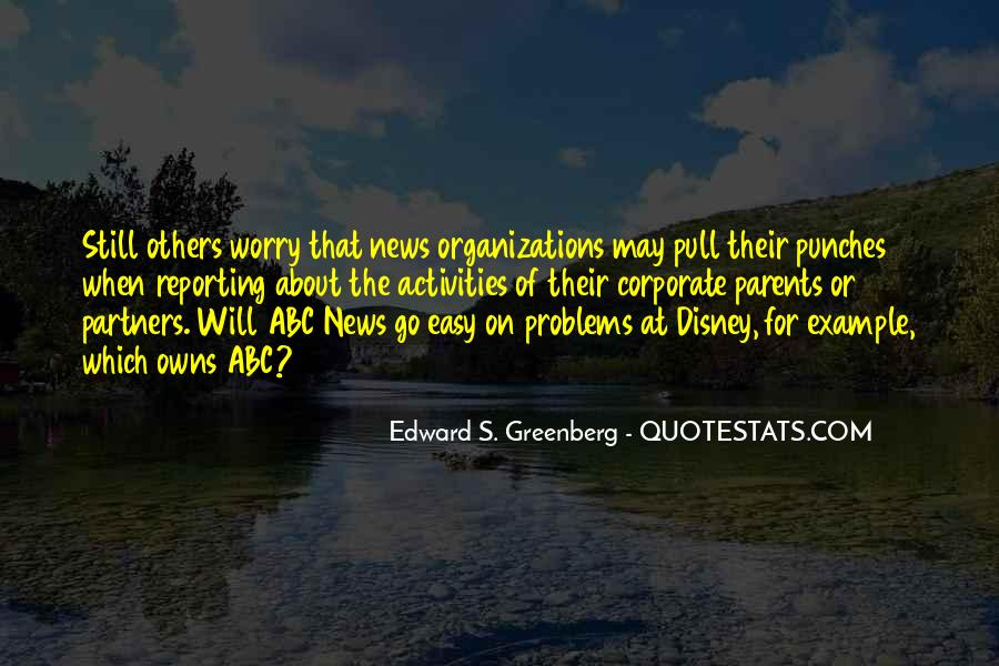 Quotes About News Reporting #1225525