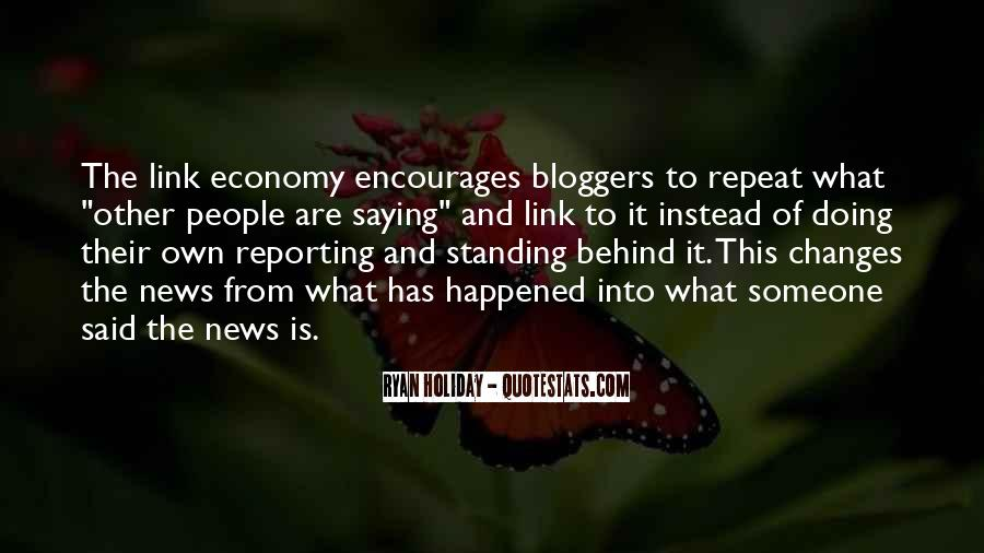Quotes About News Reporting #1756774