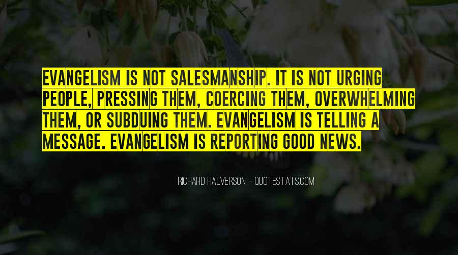 Quotes About News Reporting #233643